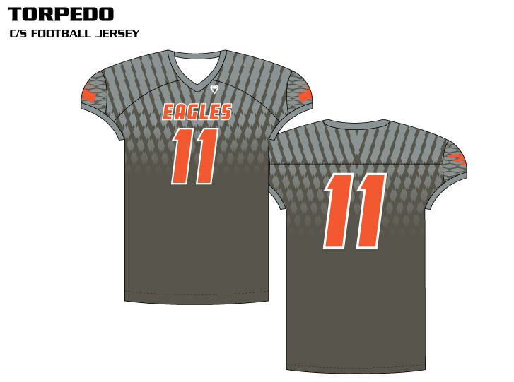 9bfeeff7c6f Sublimated Football Jersey Sublimated Flag Football Uniforms