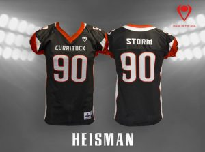 Heisman Custom Sublimated Football Jersey
